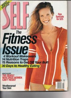 September 1998 cover with Elle Macpherson