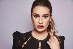 Lea Michele of ABC's 'The Mayor' poses for a portrait during the 2017 Summer...