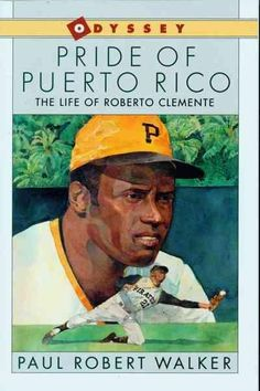 The great right fielder for the Pittsburgh Pirates, Roberto Clemente was proud of his family, his native Puerto Rico, and his ability to play baseball. Baseball fans will welcome this book because of