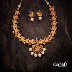 How Sell Gold Jewelry Info: 7679748629 Gold Earrings Designs, Gold Jewellery Design, Necklace Designs, Gold Designs, Gold Wedding Jewelry, Bridal Jewelry, Gold Jewelry, Jewelry Art, Antique Pearl Necklace