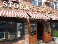 Stork's Bakery (storkspastry.com; Whitestone, NY) Food Places, Places To Eat, College Point, Opening A Bakery, Queens Food, Black And White Cookies, Rye Flour, German Beer, Serious Eats