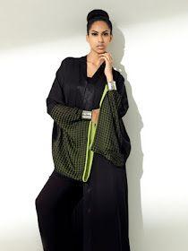 How To Live Like an Omani Princess: Khaleeji Designer Abayas: Spring 2012 Arabesque Abaya & Sheila Collection