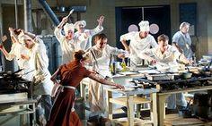 The Kitchen Arnold Wesker
