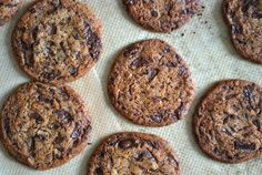 Sherry Yard's Quintessential Chocolate Chip Cookies - The Wednesday Chef