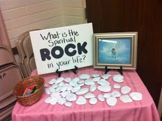 Sisters of the Temple 2nd Ward Relief Society: Rock, Paper, Scriptures!