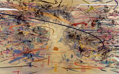 julie mehretu artist | ... , 'Contemporary Art and the Sublime' (The Art of the Sublime) | Tate