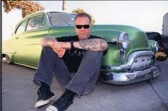 James Hetfield.....Oh yeah!