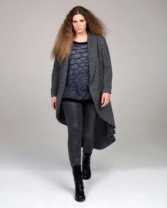 """Urban Chic"" trend • mat. F/W 2016-17 collection Mat Fashion, Fall Winter, Autumn, Urban Chic, Normcore, Vest, Elegant, Jackets, Beautiful"