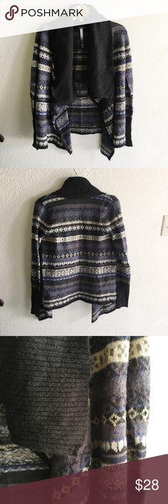 Fair isle sweater VERY SOFT fair isle sweater, has been well loved ...