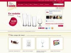 Site Web de Décantez!. Création d'Axial. Portfolio Website Design, Commerce, Web Development, Digital Marketing
