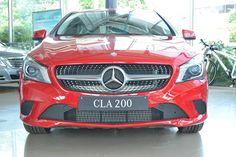 Mercedes  CLA 200 phiên bản màu đỏ mang phong cách thể thao,đặt xe ngay phiên bản mới nhất năm 2016 : Mercedes  CLA 200http://www.xemercedes.com.vn/mercedes-cla-class/cla200/ Mercedes CLA 250 4MATIChttp://www.xemercedes.com.vn/mercedes-cla-class/cla250/ Mercedes CLA45 AMG 4Matichttp://www.xemercedes.com.vn/mercedes-cla-class/cla45-amg/ Mercedes CLA 45 AMG  SHOOTING BRAKEhttp://www.xemercedes.com.vn/mercedes-cla-class/cla45-amg-shooting-brake/ Mercedes…