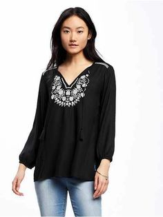 Women's Clothes: Blouses & Shirts | Old Navy