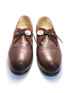 Tokio Kumagai Japanese Envelope Brown Leather Shoes on Etsy