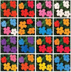 andy-warhol-flowers -red ted art