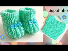HELPPO NEULOKENGÄT - YouTube Baby Booties Knitting Pattern, Baby Knitting Patterns, Diaper Cover Pattern, Baby Barn, Cross Stitch Fabric, Baby Slippers, Baby Boots, Easy Knitting, Crochet Baby