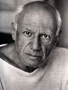 "Pablo Picasso: ""If I paint a wild horse, you might not see the horse... but surely you will see the wildness!"""