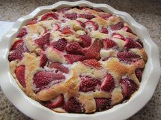 The easiest strawberry recipe