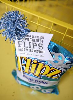 cheer crafts...great ideas!