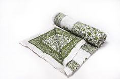 Silk Pashmina Quilt from Vintage Handicrafts
