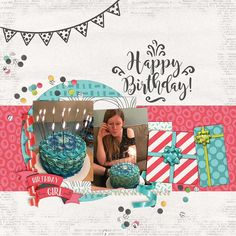 {Cake & Balloons} Digital Scrapbook Collection by Magical Scraps Galore, available at Gingerscraps and The Digichick http://store.gingerscraps.net/Cake-and-Balloons-collection.html  http://www.thedigichick.com/shop/Cake-and-Balloons-collection.html      #magicalscrapsgalore