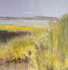 The Lake Artists Society Summer Exhibition - Tracy Levine Contemporary Landscape, Abstract Landscape, Landscape Paintings, Watercolor Paintings, Abstract Art, Watercolours, Landscape Design, Paint Prices, Lake Painting