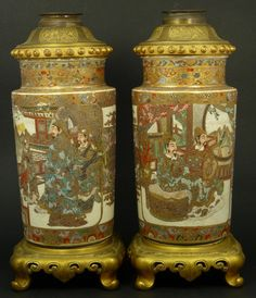 satsuma porcelain - Google Search
