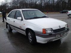 Vauxhall Astra SRi.
