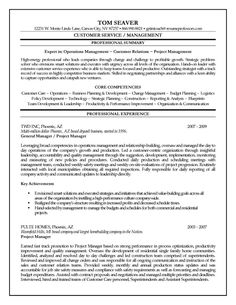 resume templates project manager industry leading construction company handling projects up to 100m in