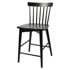 Put the finishing touch on your kitchen with this Hardwood Counter Stool from Threshold™. This classic stool is great for active families as it's comfortable and features a sturdy wood construction. Kitchen Stools, Bar Stools, Bar Chairs, Kitchen Island, Home Bar Furniture, Furniture Ideas, Furniture Chairs, Farmhouse Furniture, Farmhouse Table