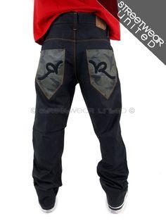 #Rockawear #jeans #men