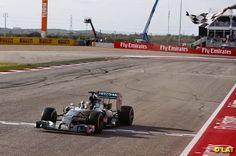 Paul English Formula 1: Hamilton beats Rosberg for win in USA