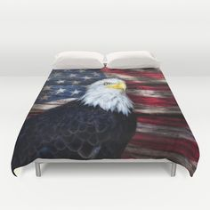 United We Stand Duvet Cover by Photography By MsJudi - $99.00
