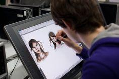 Beeld van #GrafischLyceumRotterdam #stylink #creatieveopleiding #media #design http://www.stylink.nl/opleidingen-cursussen.html