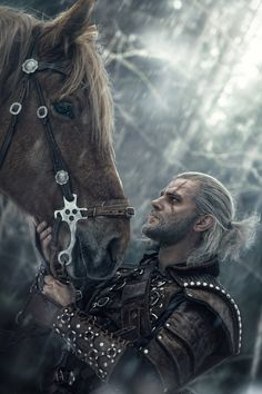Amazing Geralt cosplay by Alexander Kuzmenkov #TheWitcher3 #PS4 #WILDHUNT #PS4share #games #gaming #TheWitcher #TheWitcher3WildHunt