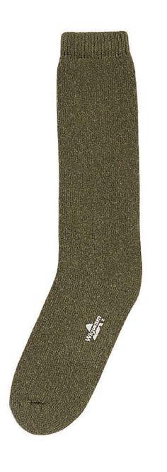 Wigwam 40° Below Cold Weather Socks - Pairs - Olive Drab Or Black