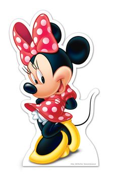 Motiv Comic Disney  - Minnie Maus