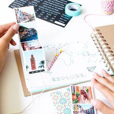 Scrapbook Cover, Scrapbook Journal, Diy Scrapbook, Scrapbook Designs, Simple Scrapbook Ideas, Best Friend Scrapbook Ideas, Scrapbook Ideas For Beginners, Couple Scrapbook, Travel Scrapbook Pages
