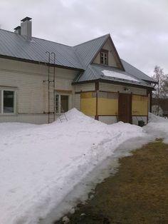 vanhan talon korjaaminen