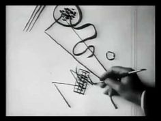Wassily Kandinsky - A key professor at the Bauhaus. His fluid movements & self-expression is inspiring.