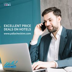 #Excellent  💳💷💵💰#Price Deals on #Hotels www.yallacheckinn.com