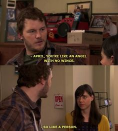Parks and Rec!!