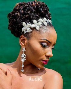 306 Best Black Women Wedding Hairstyles Wedding Ideas Images In