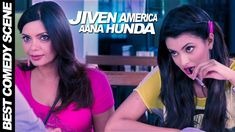 cool Jiven America Aana Hunda - MySelf Pendu | Best Comedy Movies 2015 | Punjabi Movie