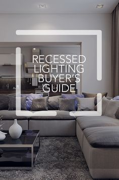 """""""So, what are recessed lights?"""" Breaking down the basics."""