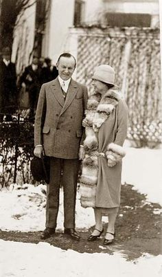 President Coolidge and Helen Keller 1926