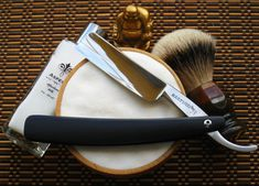 Hart Steel Straight Razor