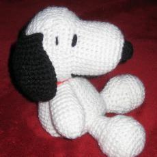 Amigurumi Snoopy