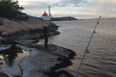 Det er veldig populært å fiske på Hvaler, og det finnes mange fine fiskeplasser både på land og vann. Vi har ikke oversikt over alle, men her... Cn Tower, Building, Travel, Viajes, Buildings, Destinations, Traveling, Trips, Architectural Engineering