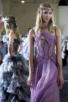 Fairy-tale couture