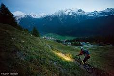 Mountain Bike Trail Riding With Amazing Sites. http://WhatIsTheBestMountainBike.com